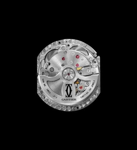 Cartier Rêves de Panthères Calibre 9916 MC  reversp