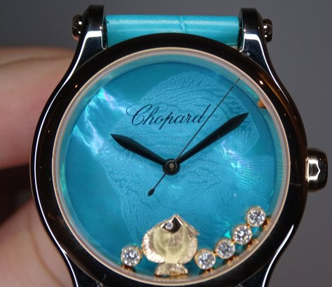 Chopard Happy Fish turquoise