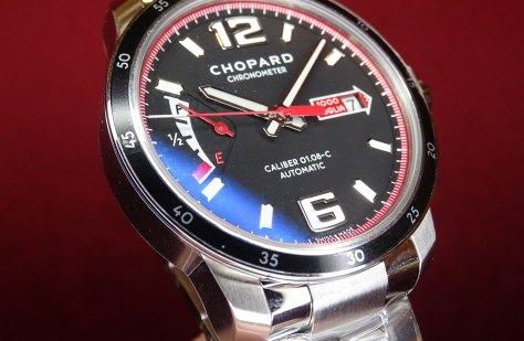 Chopard Mille Miglia GTS Power Control brazalete y esfera