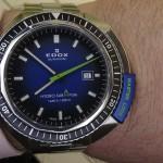 Edox Hydro Sub Edición Limitada: fotos en vivo y precio