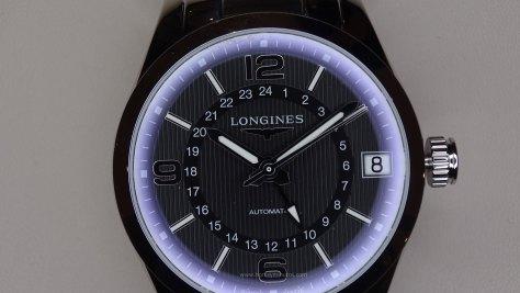 Longines Conquest Classic Automatic GMT esfera