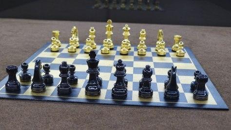Degussa ajedrez