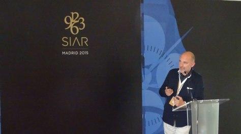 Siar 2015 - Conferencia de Carlos Rosillo