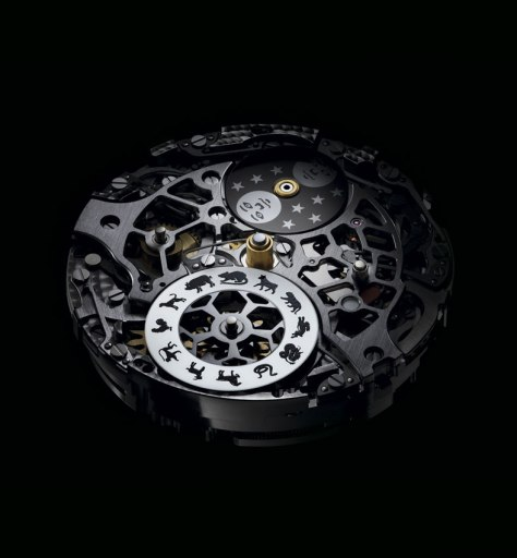 Blancpain Villeret TCalendrier Chinois Tradtionnel para Only Watch - calibre 3638