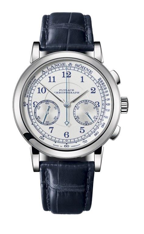 A Lange Sohne 1815 chronograph