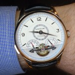 En la muñeca: Montblanc Heritage ExoTourbillon Minute Chronograph