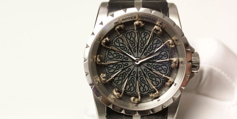 Roger Dubuis Knights of the Round Table 2015