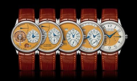 F. P. Journe relojes cofre