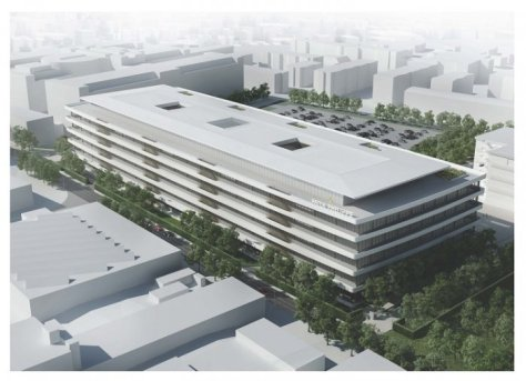 Nuevo Edificio Patek Philippe 1