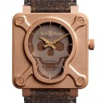 BR 01 Skull Bronze