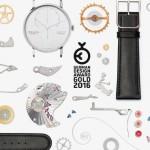 El Lambda Oro Blanco de NOMOS Glashütte gana el German Design Award