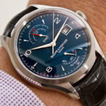 Baume & Mercier Clifton GMT Power Reserve: fotos en vivo y precio