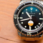 En la muñeca: Blancpain Tribute To Fifty Fathoms Mil-Spec