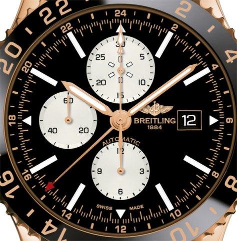 Breitling-Chronoliner-Red-Gold-Limited-Edition-3-Horasyminutos
