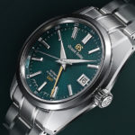 "Nuevo Grand Seiko Hi-Beat 36000 Limited Edition SBGJ227 ""Pavo Real"""