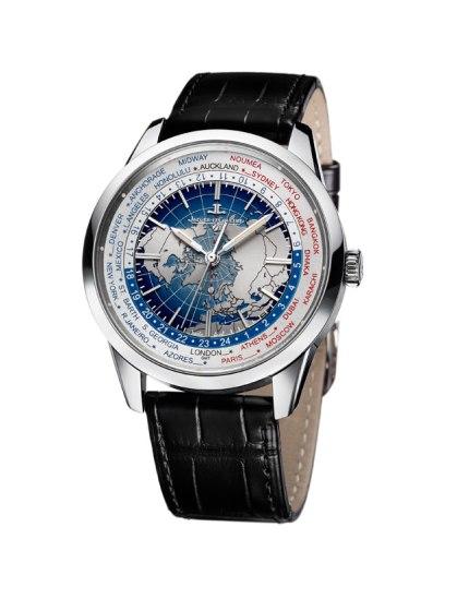 Jaeger-LeCoultre Geophysic Universal Time acero