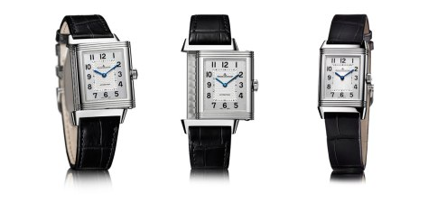 Jaeger-LeCoultre Reverso Classic Medium, Large y Small