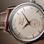 Pre-Baselworld 2017: Longines Flagship Heritage 60th Anniversary