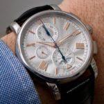4810 Chronograph Automatic: la propuesta de Montblanc para el día del padre
