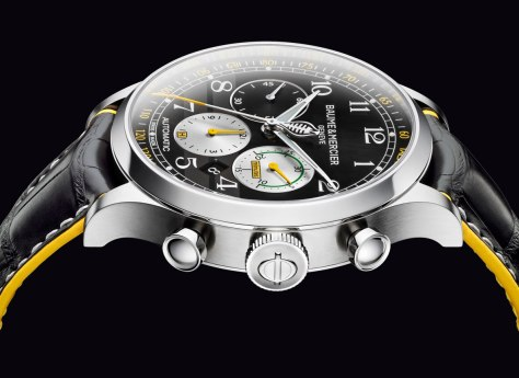 SIHH-2016-Baume-Mercier-Capeland-Shelby-Cobra-1963-Competition-perfil-Horas-y-Minutos
