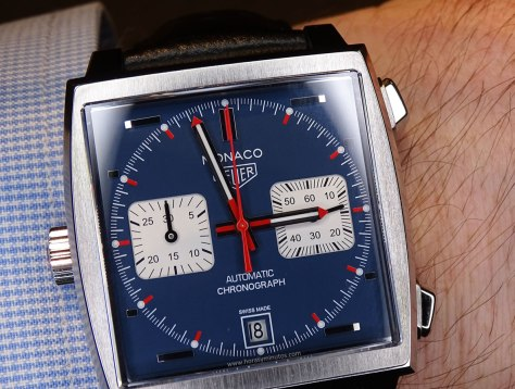TAG Heuer Monaco Automatic Chronograph Calibre 11
