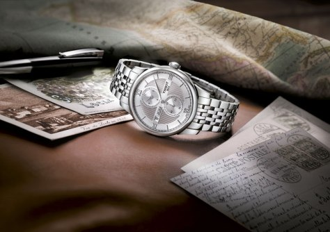 Tissot-Pre-Basel-2016-Le-Locle-Regulateur-Horas-y-Minutos