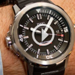 "En la muñeca: IWC Aquatimer Automatic 2000 Edition ""35 Years Ocean 2000"""