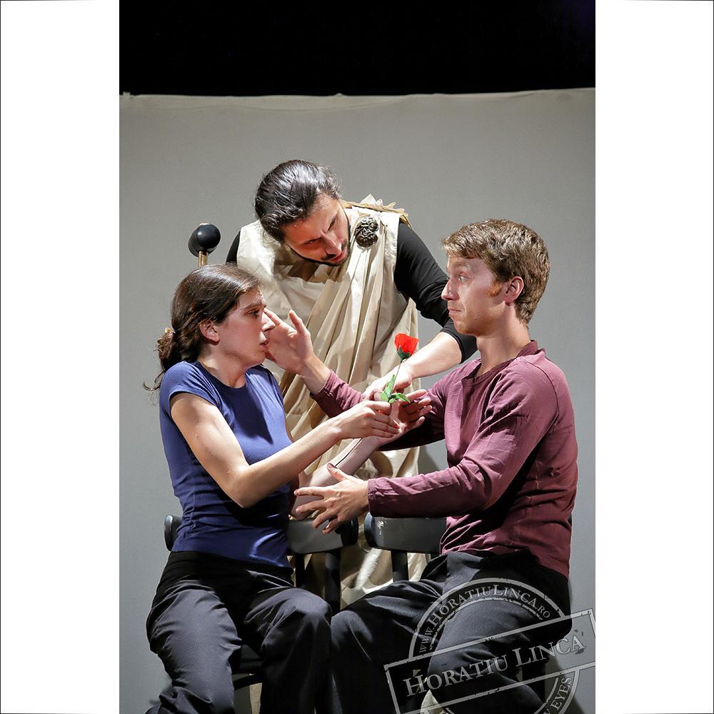 teatru – necuvinte – 06 Adrian Nour, Toni Dumitrescu si Ana Pepine copyright Horatiu Linca