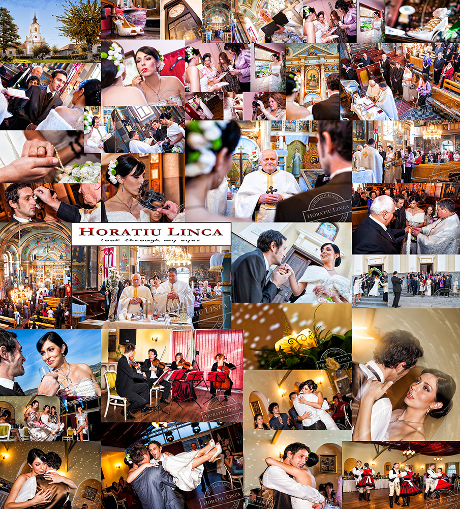 Wedding Services 4 U Fotograf Profesionist pentru Nunta TA by Horatiu Linca HoLi
