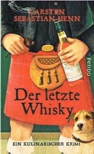 """Krimi """"Der letzte Whisky"""""""