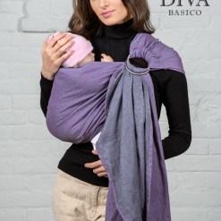 Diva Pamut hordozókendő