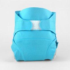 Hamac csónakos mosható pelenka külső kék