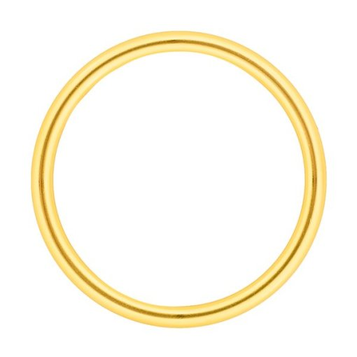 Fidella karika karikás kendőhöz arany 1 db