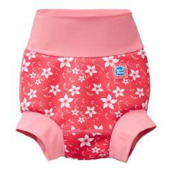 Happy Nappy mosható úszópelenka – Pink Blossom