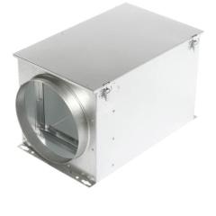 Luchtfilterbox voor zakkenfilter 160 mm