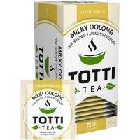 Чай зеленый TOTTI «Молочный Улун»