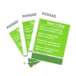 Phonak Stick and Stay
