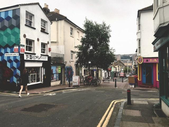 Lanes – Brighton