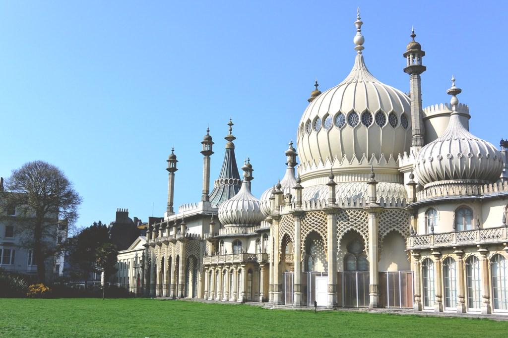 Pavillon royal – Brighton