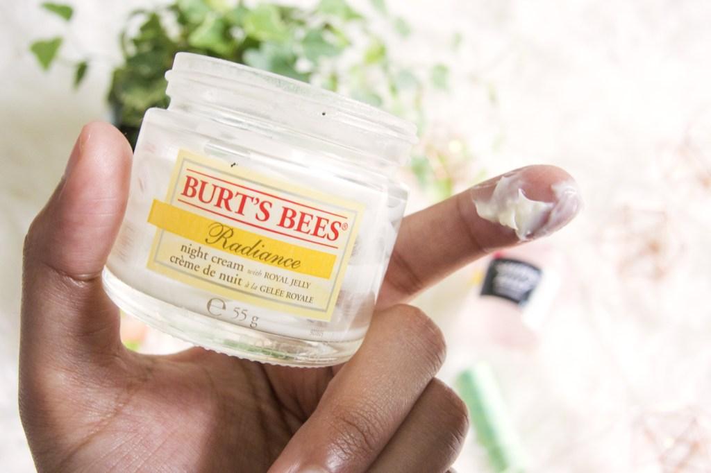 Burt's Bees – Radiance night cream