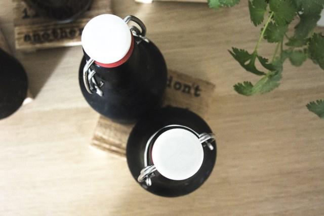 Bouteille bière artisanale romande