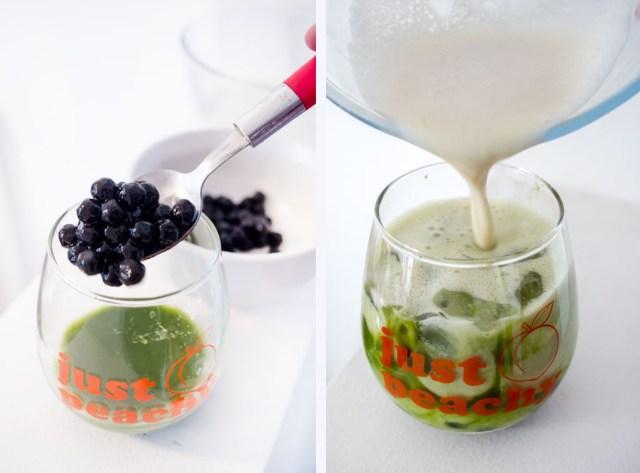 Tapiocca & mousse de lait