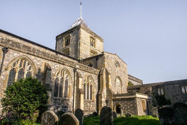 Eglise d'Arundel
