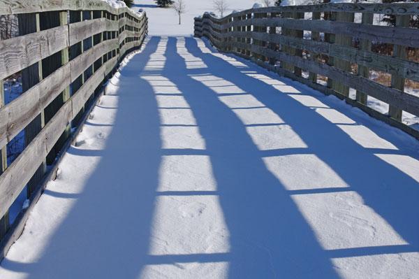 Bridge at the Horicon Marsh