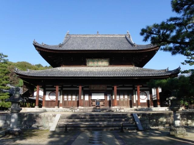 萬福寺写真スポット