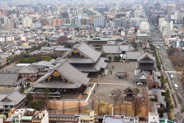 東本願寺の概要