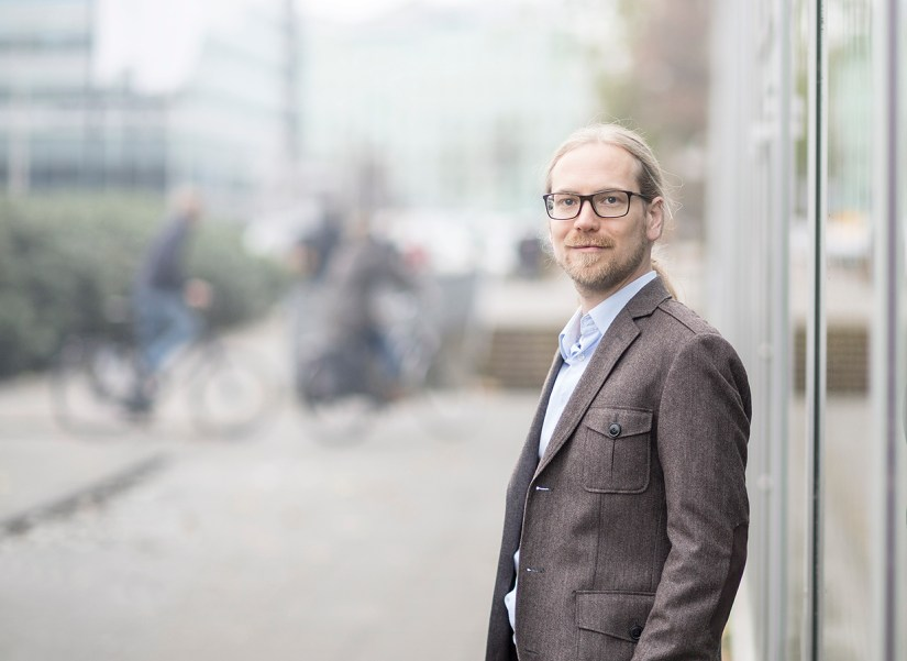 Dr Helbich hopes his research will help urban planners to design neighbourhoods that promote good mental health. Image credit - Dr Helbich