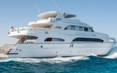 Luxury Yacht Builders in Florida Need Ship Designs from Horizon
