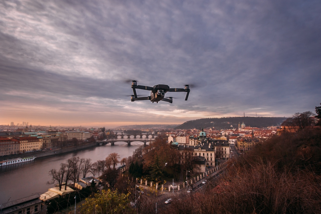 There is a fine line between the benefits of using drones and possible misuse.