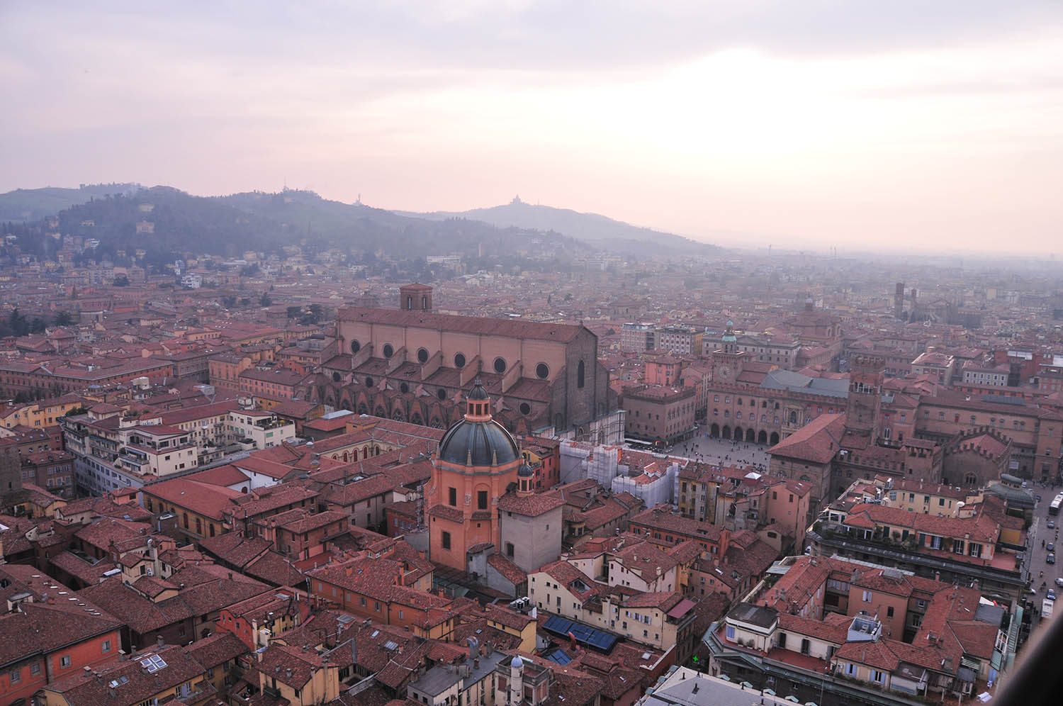 Reusing historical buildings for new purposes - an urban planning approach known as adaptive reuse - is breathing new life into cities like Bologna. Image credit - Flickr/ Yuri Virovets, licensed under CC BY 2.0